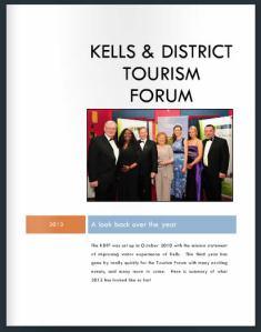 Kells & District Tourism Forum 2013