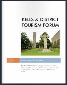 Kells & District Tourism Forum 2012