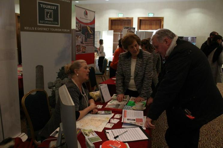 Kells Tourism Forum Stand at Boyne Valley Conference